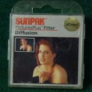 Sunpak 49 49mm Diffusion FILTER  49DIF MADE IN JAPAN  BRAND NEW