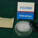 Toyo Optics 49 49mm Neutral Density X2 Filter 49ND2 MADE IN JAPAN   NEW