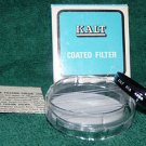 KALT 49 49mm 81A Filter  4981A Coated   old stock   NEW