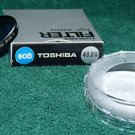 TOSHIBA 49 49mm 80B FILTER 4980B old stock   BRAND NEW   MADE IN JAPAN