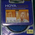 Hoya 49 49mm 80B Filter 4980B BOTH SIDES COATED  MADE IN JAPAN  BRAND NEW
