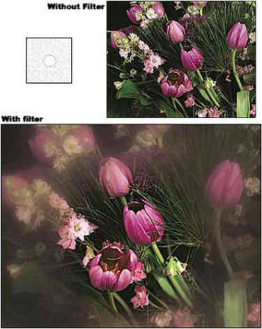 Quantaray Made by Cokin 071 P071 Center Spot WA Incolor 2 Filter for P Series Holder  New