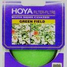 Hoya 72 72mm  Green Field  Filter   S72GRNFLD   Made In Japan   New