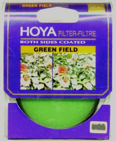 Hoya 72 72mm  Green Field  Filter   S72GRNFLD   Made In Japan   New