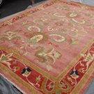 Rare Hand Made Vegetable Dyed Peshawar Oriental Chobi Rug Carpet 11x8 i30724