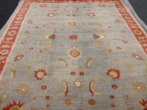 Hand Made Vegetable Dyed Peshawar Oriental Chobi Rug 9x12 i70721