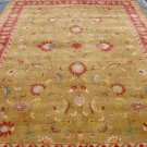 Hand Made Vegetable Dyed Peshawar Oriental Chobi Rug 12x9 i70727