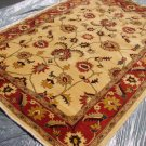 Hand Made Vegetable Dyed Peshawar Oriental Chobi Rug 6x8 i70714