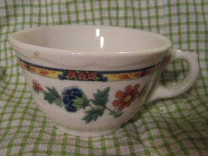 Syracuse China tea cup Floral Design 96-G