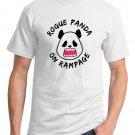 Kawaii T-Shirt - Size M - Unisex White - Rogue Panda