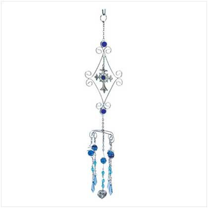 Cross Windchime