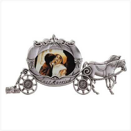 MARRIED CARRIAGE FRAME