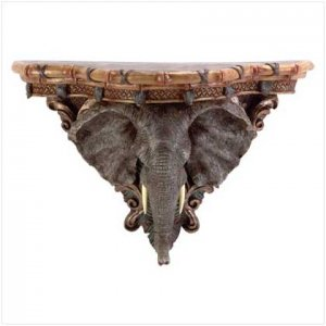 ALAB ELEPHANT WALL SHELF