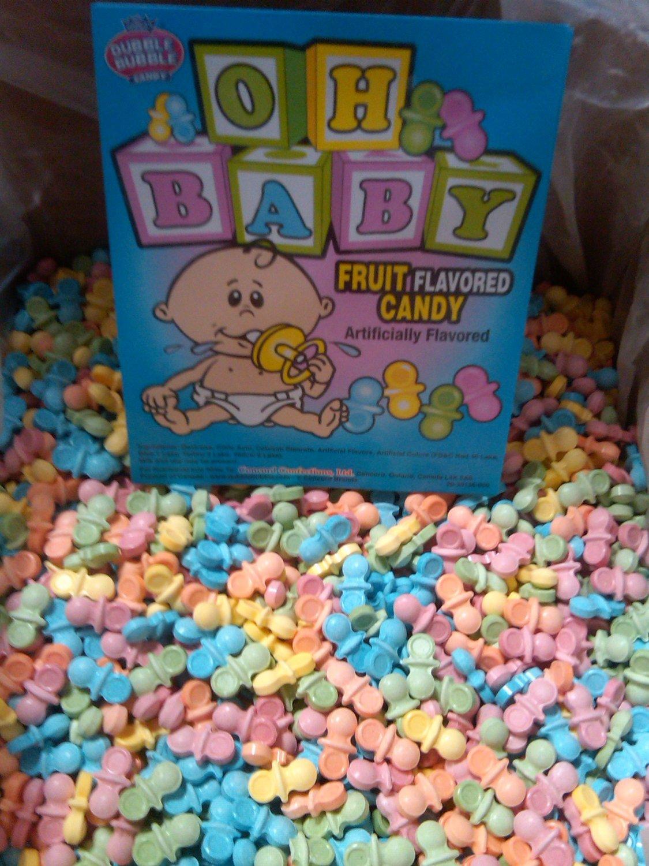 Dubble Bubble Baby Pacifiers 2 lb