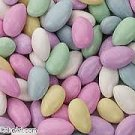 Jordan Almonds Assorted 2 lbs