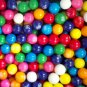 "Dubble Bubble 1/2"" Gumballs Assorted 8 flavors (2-1/2 lbs)"
