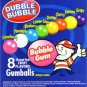 "Dubble Bubble Assorted 1"" 24mm Gumballs 6 Lbs"