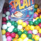 "DUBBLE BUBBLE 1"" SPLAT JAWBREAKERS 5 LBS"
