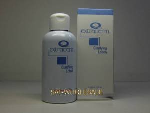 LOT OF 4 EXTRADERM CLARIFYING LOTION 120ml each