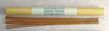 Lemongrass Garden Incense