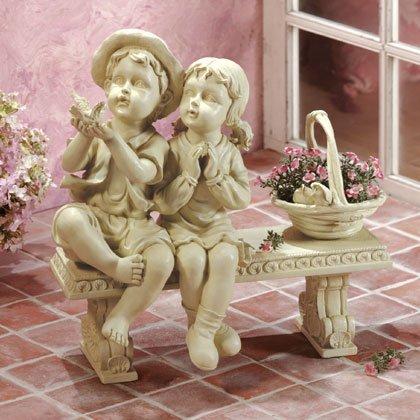 Childhood Garden Sculpture