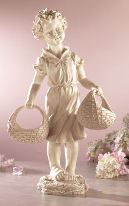 Child with Multi-Use Baskets