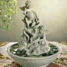 Three Cherub Water Fountain