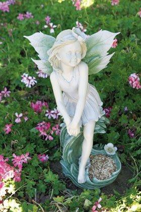 Garden Fairy Bird Feeder
