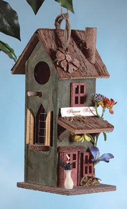 Flower Shoppe Birdhouse