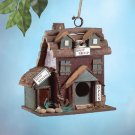 Bait and Boat Shop Birdhouse
