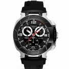 Latest Tissot T048.417.27.057.00 -Race Black Rubber Strap Men's Wrist Watch