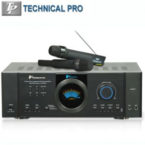 TECHNICAL PRO® 2000 WATT INTEGRATED AMPLIFIER