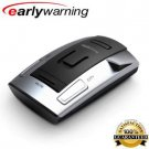 EARLY WARNING™ 22 FREQUENCY RADAR/ LASER DETECTOR