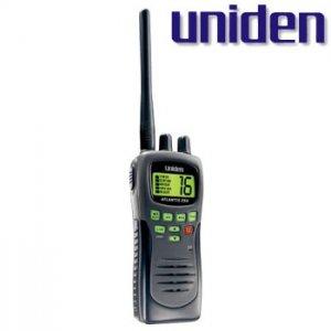 UNIDEN® HANDHELD MARINE RADIO