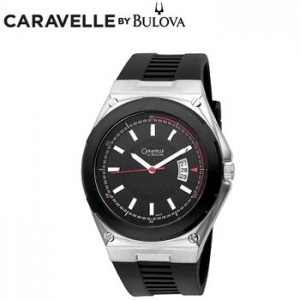 CARAVELLE by BULOVA® MENS CLASSIC CALENDAR WATCH