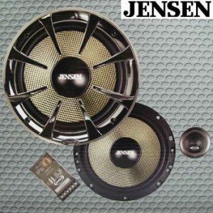 JENSEN® 6.5 INCH COMPONENT SPEAKERS