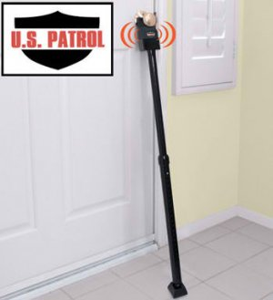 U.S. PATROL ALARM SECURITY BAR