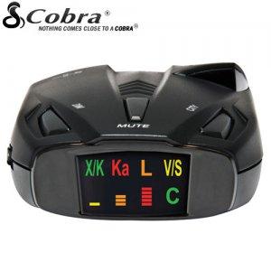 COBRA® EXTRA-SENSORY RADAR/LASER DETECTOR WITH ULTRABRIGHT� DISPLAY