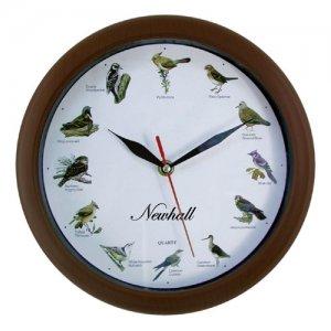 NEWHALL� SINGING BIRD WALL CLOCK