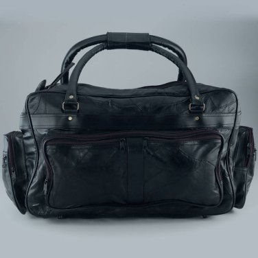 """23 """" Embassy Leather Tote Bag"""