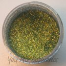 Green to Gold Color Shifting Glitter