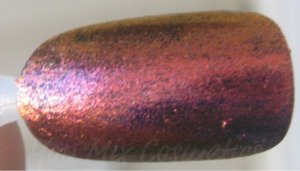 Red/Gold Color Shifting Pigment