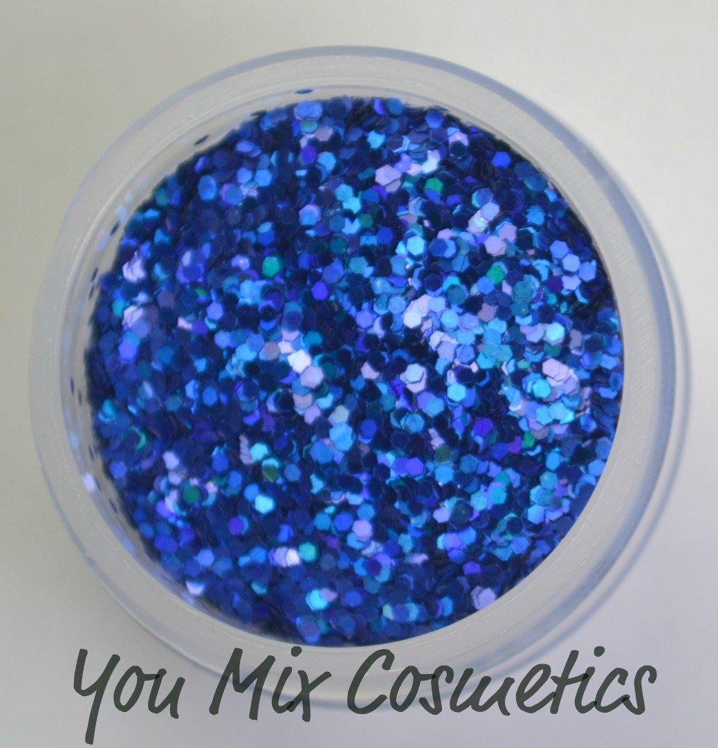 Blue Holo Glitter (1 fl oz container)