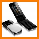 Philips Xenium X526 2MP LED FM MP3 A2DP OLED Dual SIM Standby 2G Flip Cell Phone