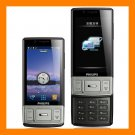Philips Xenium W625 3MP LED Touchscreen Dual SIM Standby GSM EDGE 3G Cell Phone