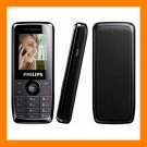 Philips Xenium X100 FM MP3 LED Dual SIM Standby GSM Dualband Mobile Cell Phone