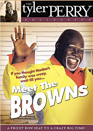 Meet The Browns: The Play (2005) DVD