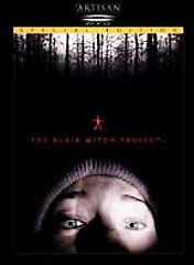 The Blair Witch Project (1999) VHS
