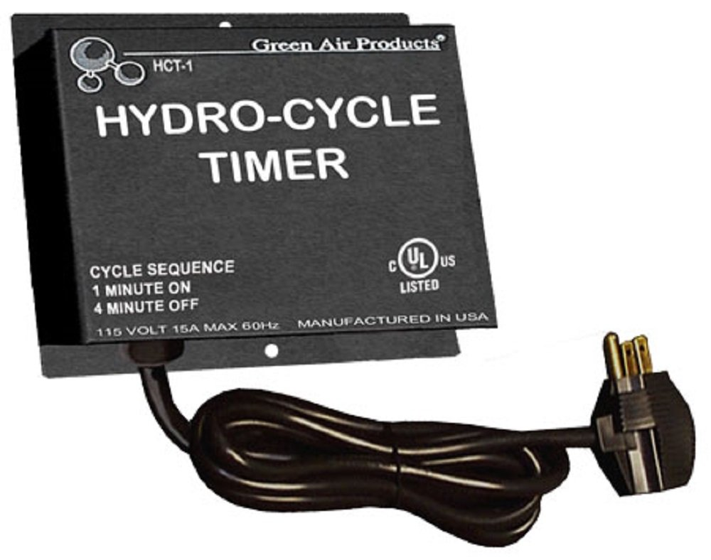 Plant Growing Hydro Cycle Timer