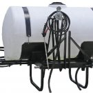 Master Manufacturing 200 Gallon 21' Boom 3-Point Sprayer S3A-C1-200D-MM